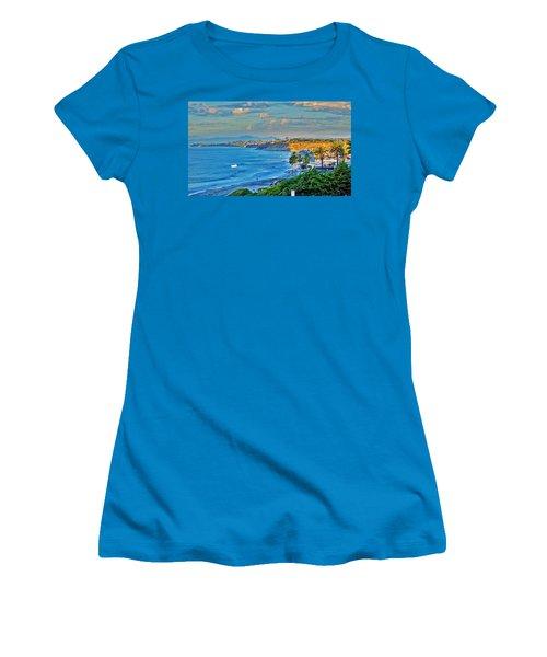 Del Mar Women's T-Shirt (Athletic Fit)