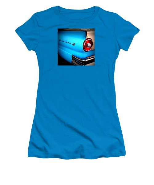 57 Ford Fairlane  Women's T-Shirt (Athletic Fit)