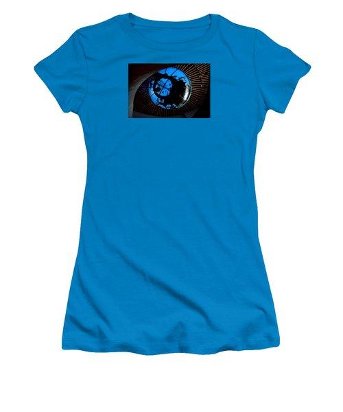 Antarctica Women's T-Shirt (Athletic Fit)
