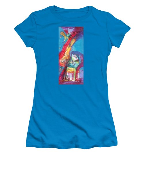 beauty of nature XII Women's T-Shirt (Athletic Fit)