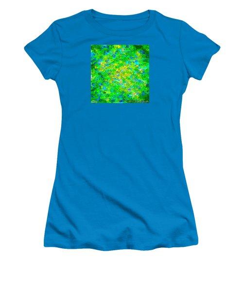 Better Not Touch Women's T-Shirt (Junior Cut)