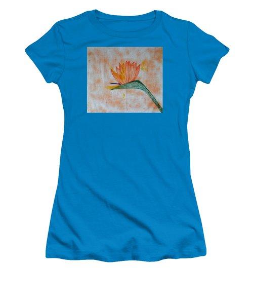 Bird Of Paradise Women's T-Shirt (Junior Cut)