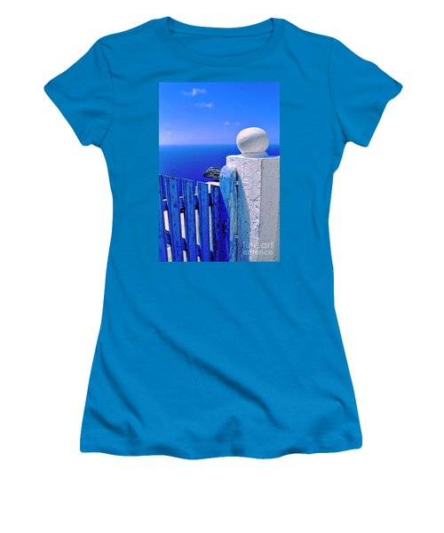 Blue Gate Women's T-Shirt (Junior Cut)