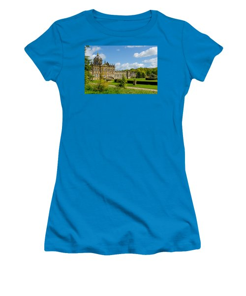 Castle Howard Women's T-Shirt (Athletic Fit)
