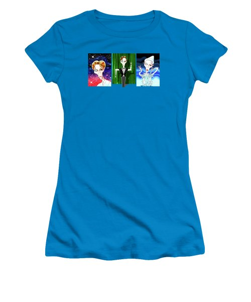 Changes Women's T-Shirt (Junior Cut) by Andrew Hitchen