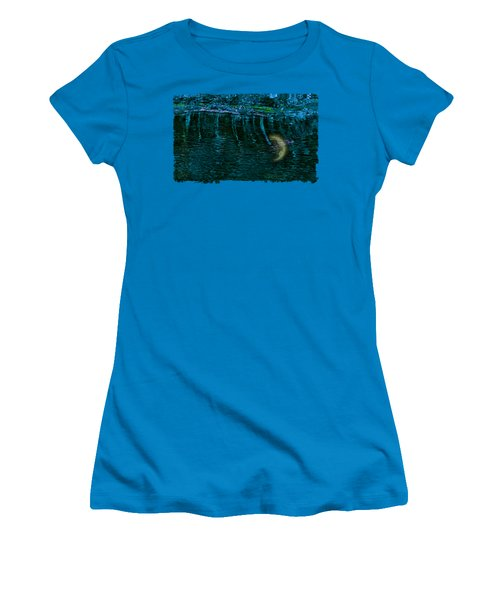 Dark Waters 2 Women's T-Shirt (Junior Cut) by John M Bailey