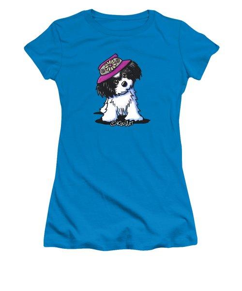 Havanese Sunshine Women's T-Shirt (Athletic Fit)