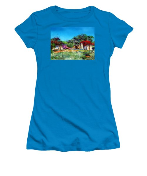 Highveld House Women's T-Shirt (Athletic Fit)