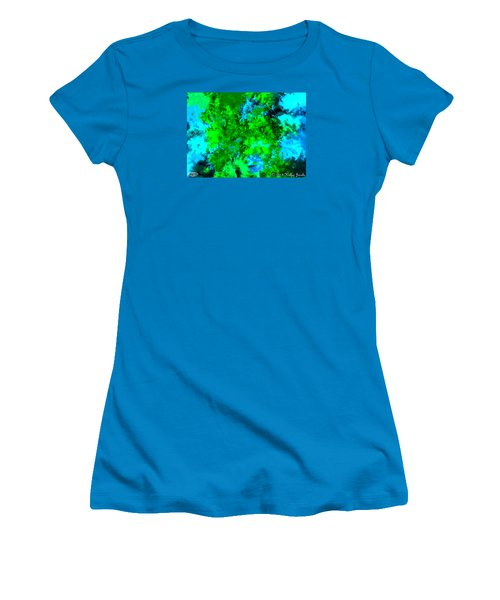 I'm Yours Women's T-Shirt (Junior Cut) by Holley Jacobs
