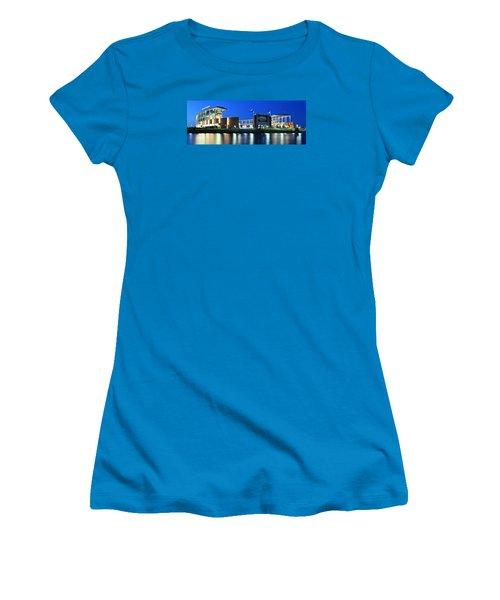 Mclane Stadium Panoramic Women's T-Shirt (Athletic Fit)