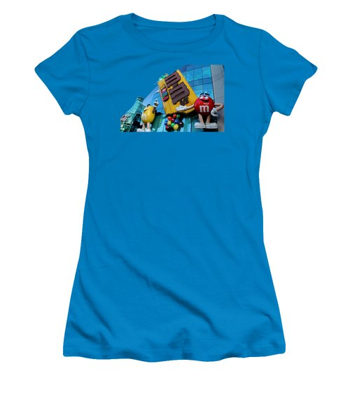 Melt In Your Mouth Women's T-Shirt (Junior Cut) by Debbie Oppermann