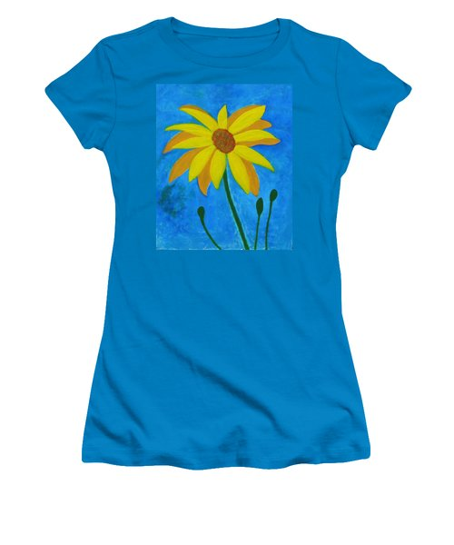 Old Yellow  Women's T-Shirt (Athletic Fit)
