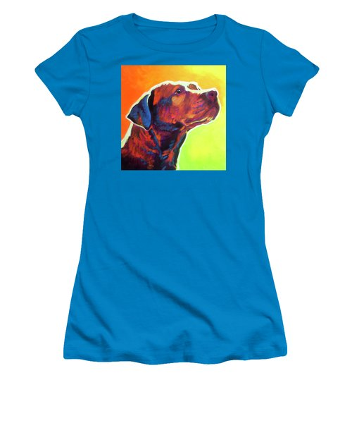 Pit Bull - Fuji Women's T-Shirt (Athletic Fit)