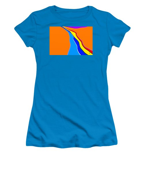 Rill Women's T-Shirt (Athletic Fit)