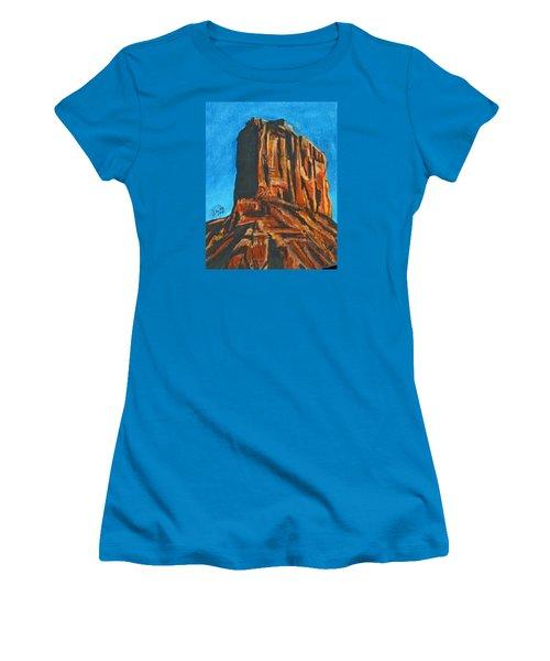 Rim Rock Women's T-Shirt (Athletic Fit)