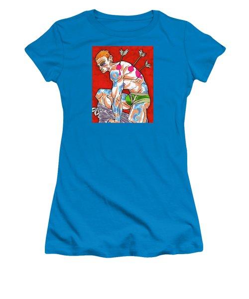 Sebastian Women's T-Shirt (Athletic Fit)