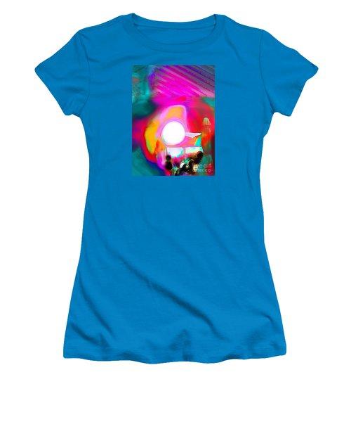 Sol Voyers Women's T-Shirt (Athletic Fit)