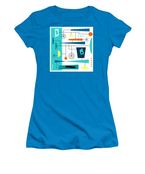 Tempo Women's T-Shirt (Junior Cut) by Tara Hutton