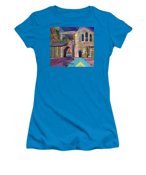 The Annex Women's T-Shirt (Junior Cut) by Vickie G Buccini