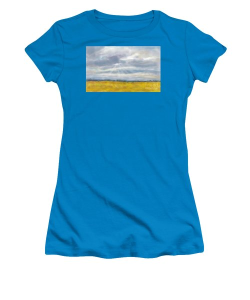 There's Always Hope Women's T-Shirt (Athletic Fit)