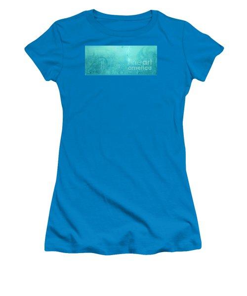 Through The Door Of Christ Consciousness Women's T-Shirt (Junior Cut) by Talisa Hartley