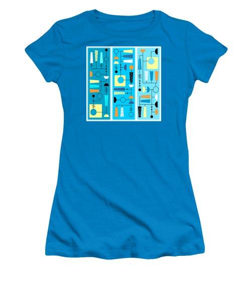 Triple Treat Women's T-Shirt (Athletic Fit)
