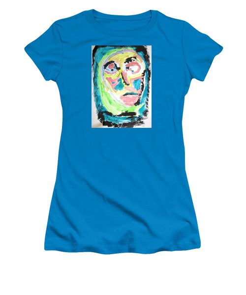 Verging On Morbidity Women's T-Shirt (Junior Cut) by Esther Newman-Cohen