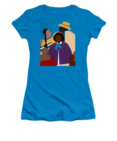 Wildfire A Tribute To Edmonia Lewis Women's T-Shirt (Athletic Fit)