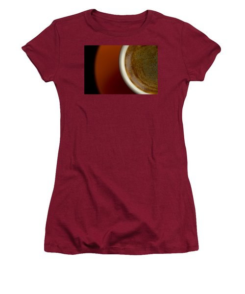 Espresso Women's T-Shirt (Junior Cut) by Chevy Fleet