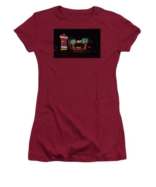 Las Vegas 1983 Women's T-Shirt (Athletic Fit)