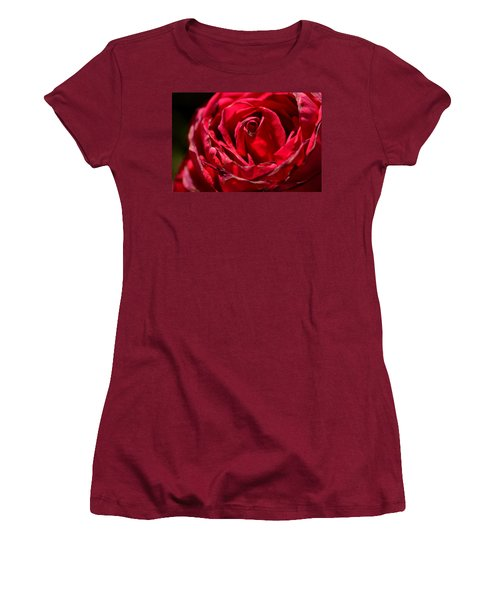 Arizona Rose I Women's T-Shirt (Athletic Fit)