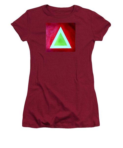Be Outstanding Women's T-Shirt (Junior Cut) by Thomas Gronowski