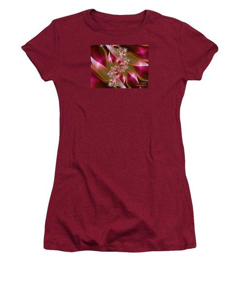 Bird Of Paradise Women's T-Shirt (Junior Cut) by Lena Auxier