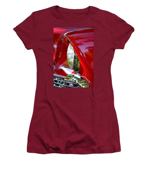 Chevy Headlight Women's T-Shirt (Athletic Fit)