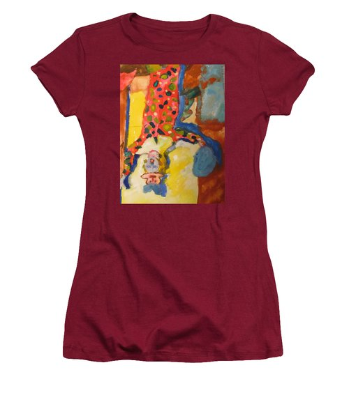Clown Girl Women's T-Shirt (Athletic Fit)