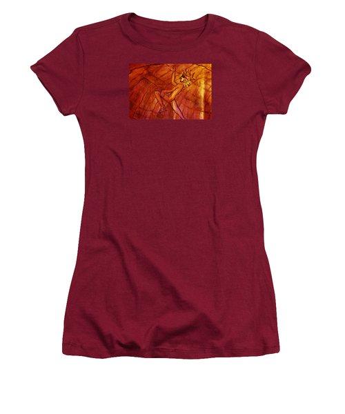 Dormant Soul Women's T-Shirt (Athletic Fit)