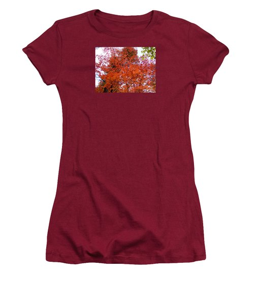 Fall Colors 6359 Women's T-Shirt (Athletic Fit)