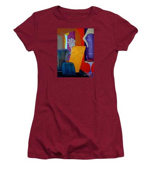 Flowers For Matisse Women's T-Shirt (Junior Cut) by Bill OConnor
