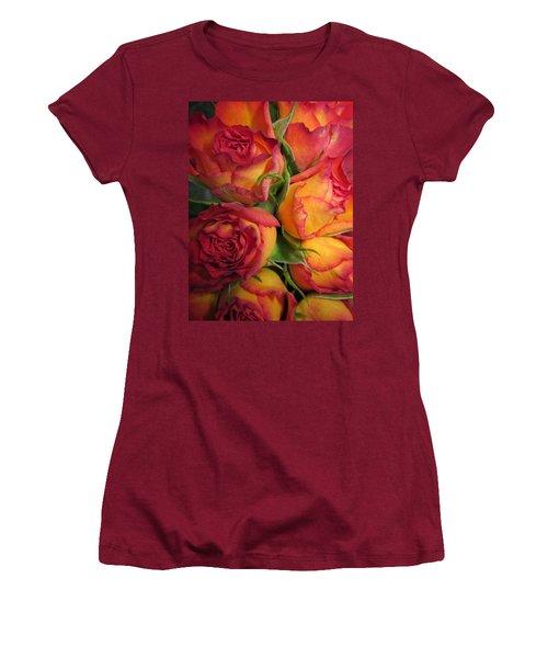 Heartbreaking Beauty Women's T-Shirt (Athletic Fit)