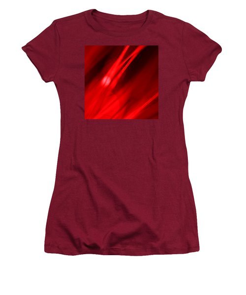 Hot Blooded Series Part 3 Women's T-Shirt (Athletic Fit)