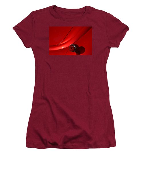 Women's T-Shirt (Junior Cut) featuring the photograph Hr-20 by Dean Ferreira
