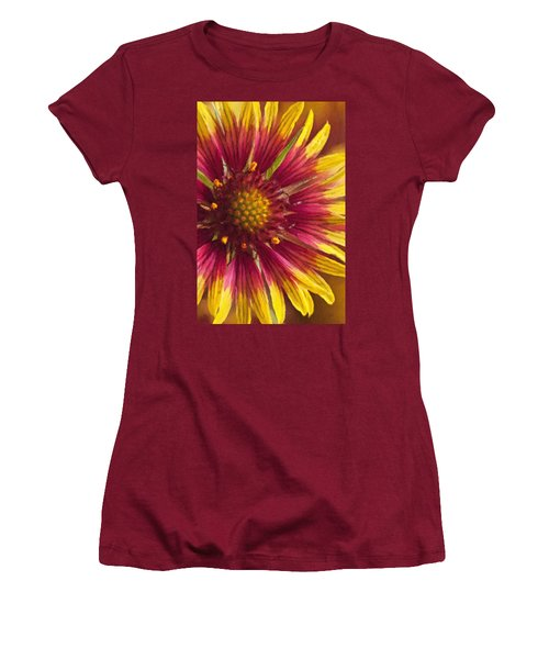 Indian Blanket Women's T-Shirt (Athletic Fit)