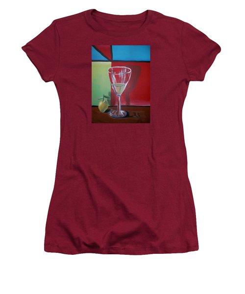 Lemon Juice Women's T-Shirt (Athletic Fit)