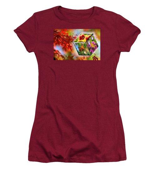 Natural Vibrance Women's T-Shirt (Athletic Fit)