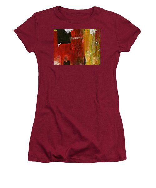 Sidelight Women's T-Shirt (Athletic Fit)