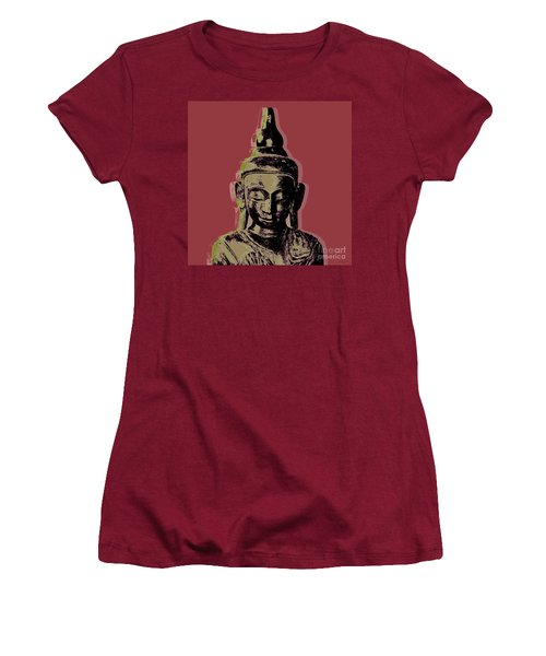 Thai Buddha #1 Women's T-Shirt (Athletic Fit)