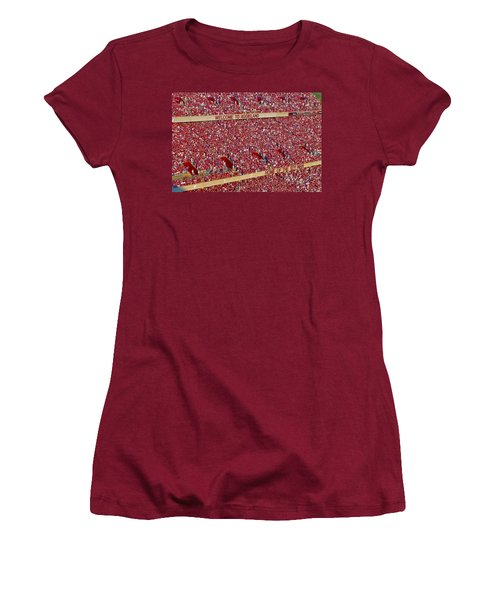 The 12th Man Women's T-Shirt (Athletic Fit)
