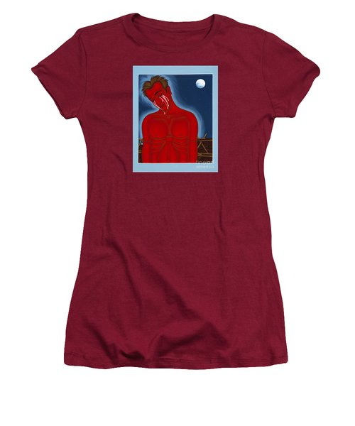 The Passion Of Matthew Shepard 096 Women's T-Shirt (Athletic Fit)