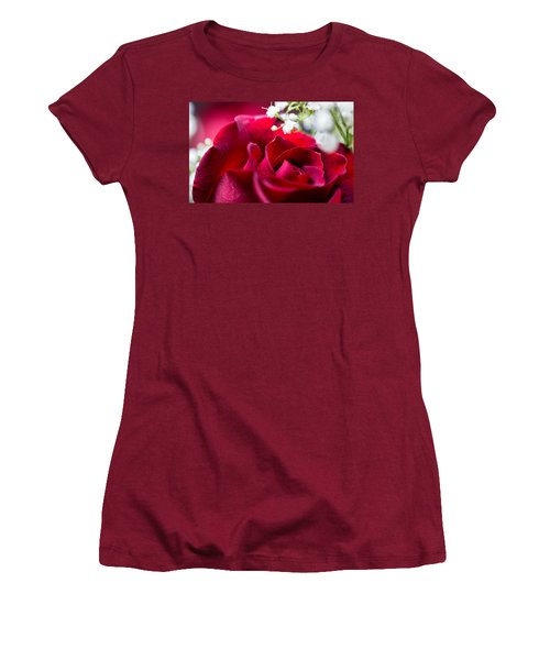 Valentine Women's T-Shirt (Athletic Fit)