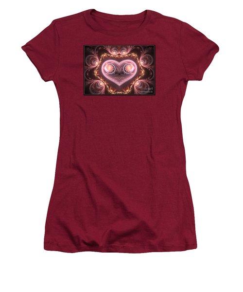 Valentine's Premonition Women's T-Shirt (Athletic Fit)